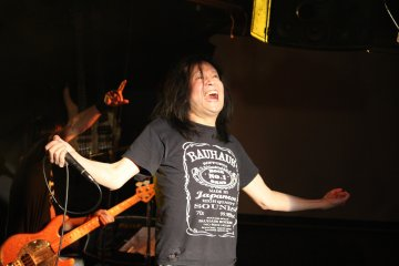 <p>Feel free to scream along.. audience participation highly appreciated</p>