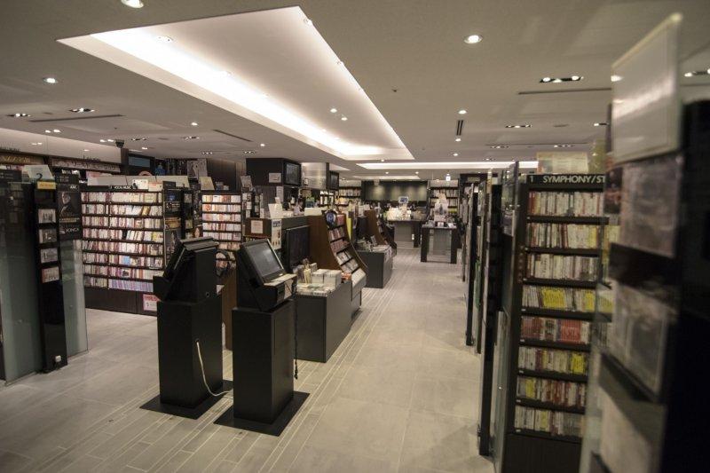 ginza music store