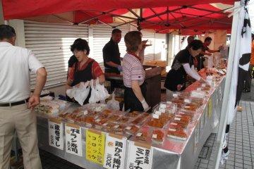 Kurashiki Morning Market