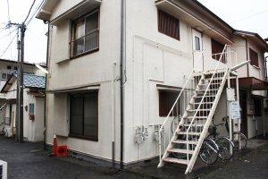 ตัวอย่างของบ้านเช่าในเขตโตเกียวที่เปิดให้เช่าทั้งในระยะสั้นและระยะยาว