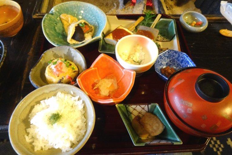 Tofu Kissho