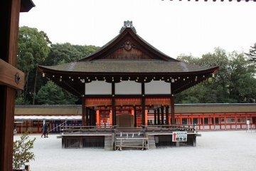 京都「下鴨神社」参詣~その2