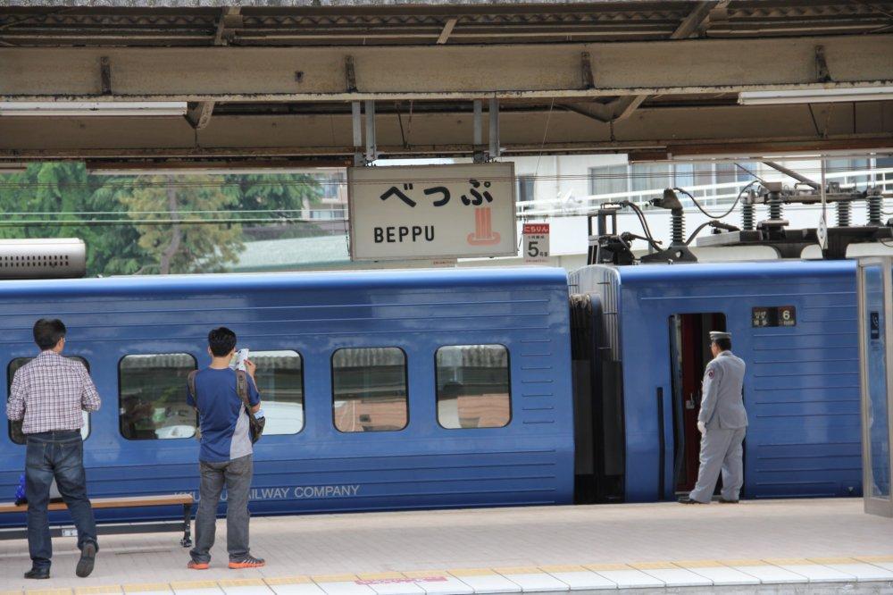 Stasiun Beppu