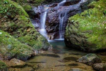 Еще один чудесный водопад