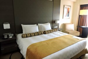 Deluxe Club Double Room with 29.9㎡ on the 15th floor