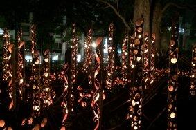 구마모토 현 미즈카리 축제