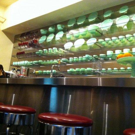 Fireking Café in Yoyogi Uehara