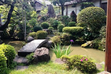 Mikami's Merchant House at Miyazu