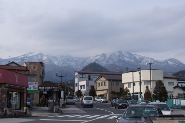 <p>Nikko in winter: a real beauty</p>