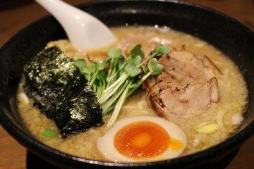 <p>More miso ramen</p>