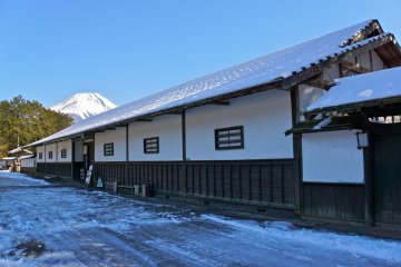 <p>Fuji Kachoen&nbsp;Flower Garden and Owl Park has a majestic view of Mt. Fuji, especially in the winter!</p>