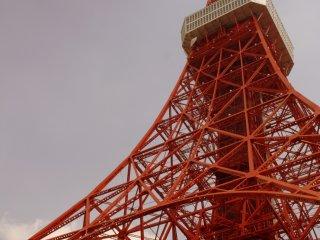 Tháp Tokyo hùng vĩ
