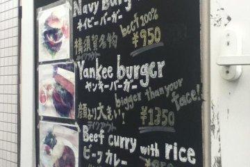 Hungry Boy Restaurant - Yokosuka