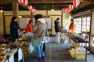In February, a Festival of Pickled Vegetables took place in House #5.