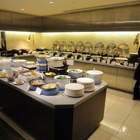 El buffet del Kyoto Royal Hotel y Spa