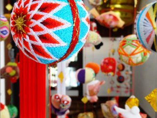 Традициооные Сагемон были созданны жителями Янагавы в часть рождения дочерив семье