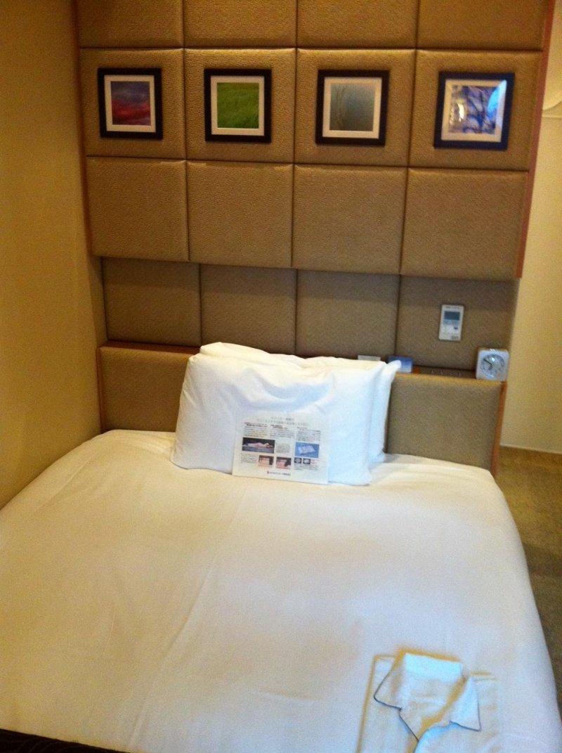 Higashi-shinjuku Sunroute Hotel - Tokyo - Japan Travel