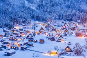 Fairytale Winter Tour: Shirakawa-Go