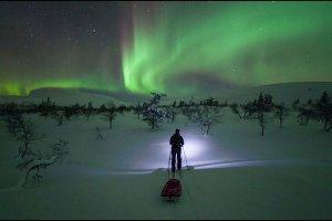 Finland lights
