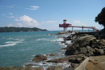 Tatsukushi Marine Park