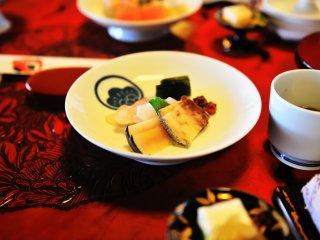 小菜。 もとは卓袱料理は唐人が客人をもてなす為の餐応料理であったとされている