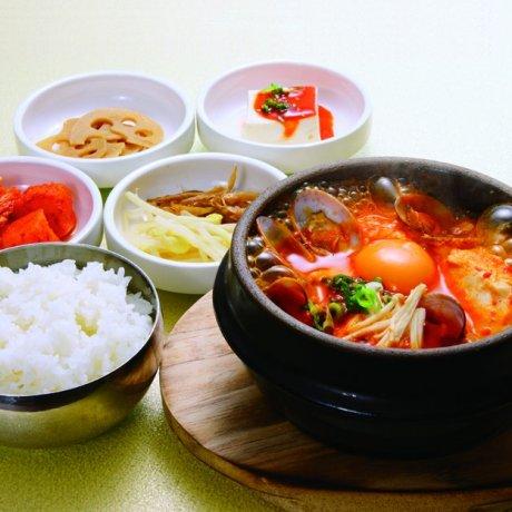 Korean Dining in Tsuruhashi