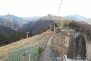 Le Chemin de Pèlerinage Kohechi