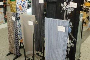 Fabric to make yukata