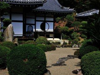 国から名勝と指定された庭園