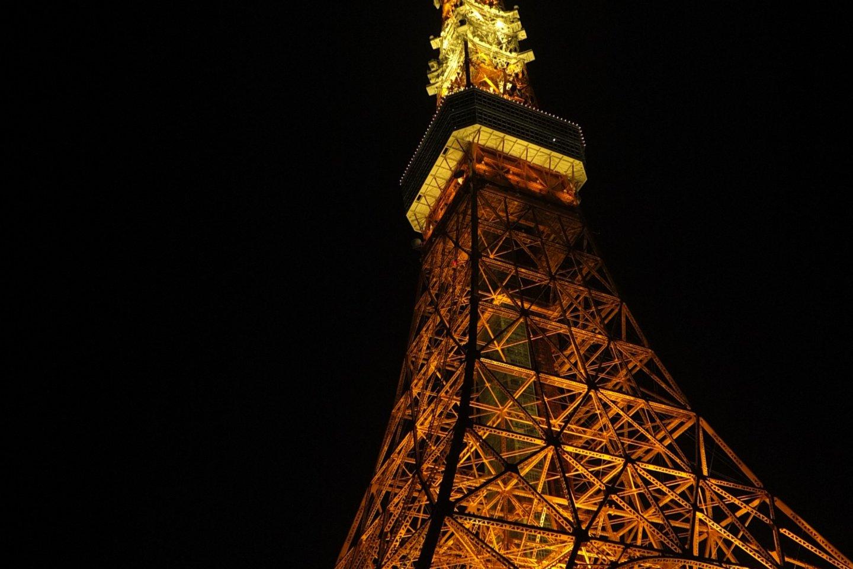โตเกียวทาวเวอร์ สัญลักษณ์แห่งโตเกียวยุคใหม่