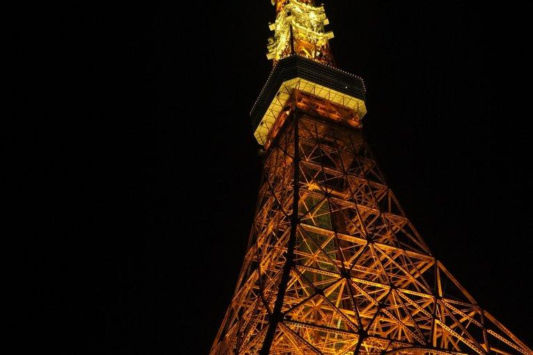 ชมวิวค่ำคืนโตเกียวดีๆที่ TokyoTower