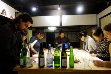 Как я попробовал саке в Кафу
