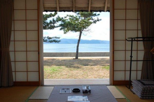 Naoshima Tsutsujiso Lodge Kagawa Japan Travel Tourism Guide - Japan map naoshima