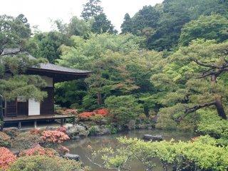 Ginkakuji Temple Kyoto