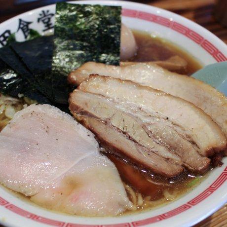 Ramen at Tomita Shokudou