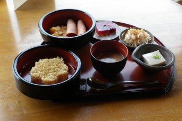 Rakudo-kan Vegetarian Restaurant