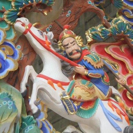 Hodosan Jinja (Mt. Hodo Shrine)