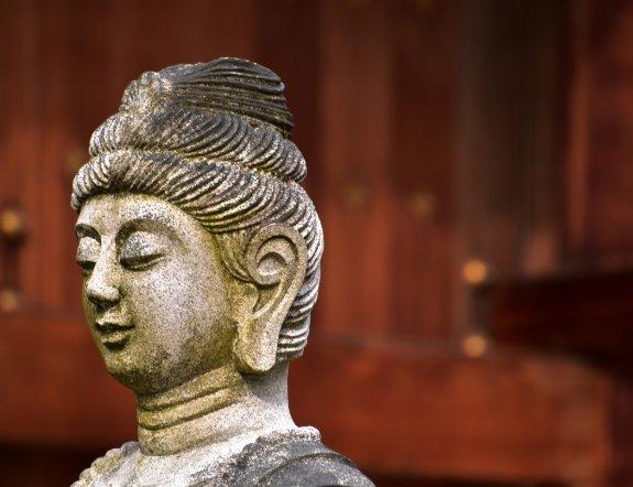 福井勝山市の清大寺