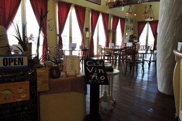 <p>Cafe Vinho</p>