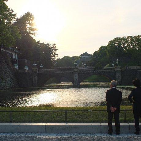 พระราชวังอิมพีเรียลโตเกียว