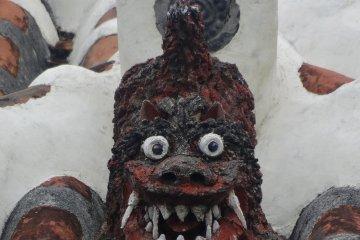 Сиса на острове Такетоми