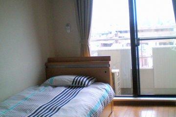 A typical room at Oakhouse Kamata 260