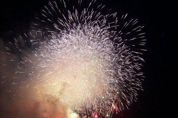 Fireworks Festival in Tsuruoka