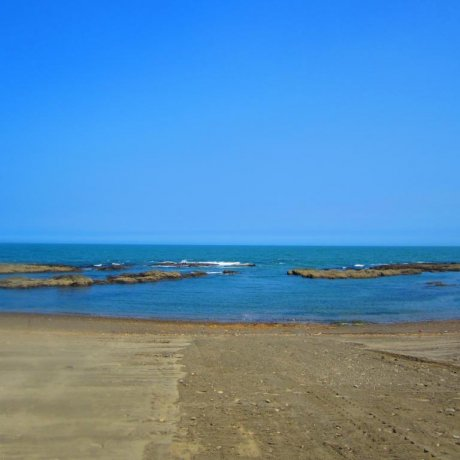 Oarai Beach