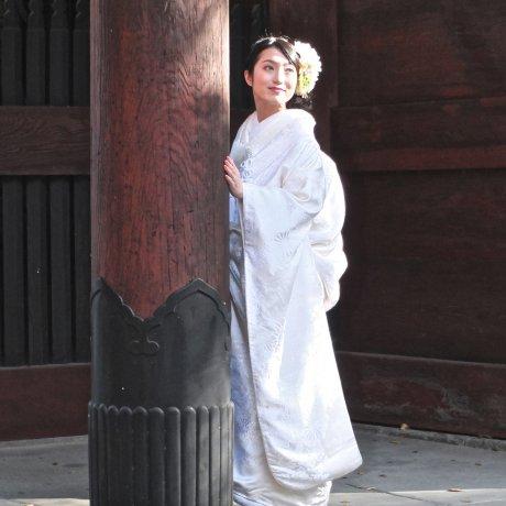 Two Weddings at Tranquil Myohonji