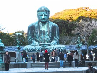 Daibutsu and his fans from around the world