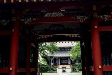 Храм Аояма Зенко-дзи