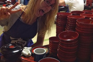 <p>After 125 bowls, I couldn&#39;t face another mouthful!</p>