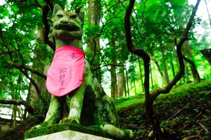 埼玉県秩父 三峯神社