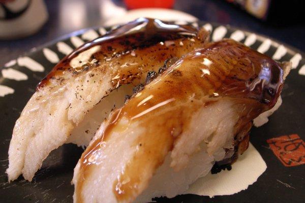 Eel sush